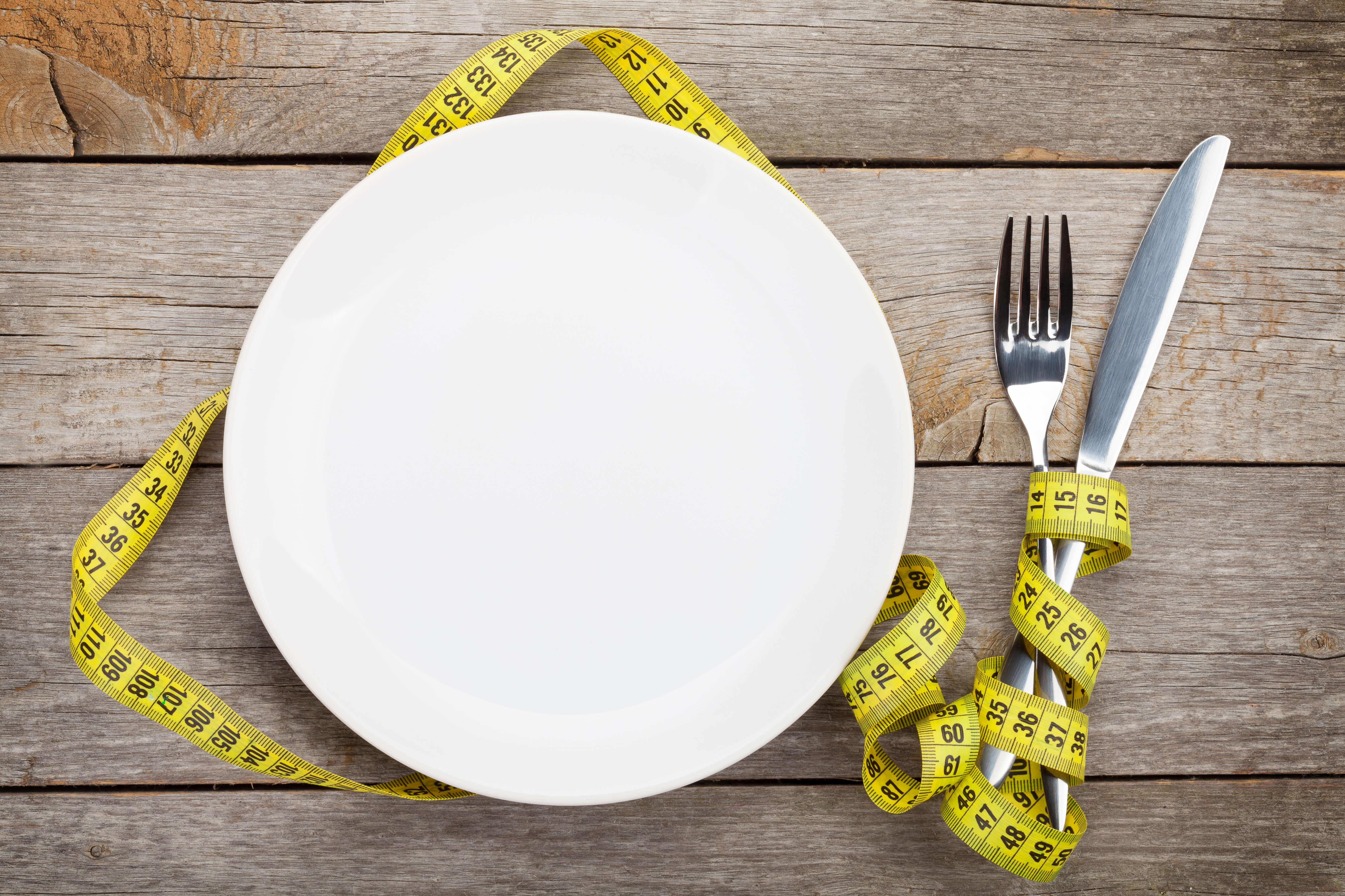 Süzme Peynir Ve Salata İle Şok Diyet
