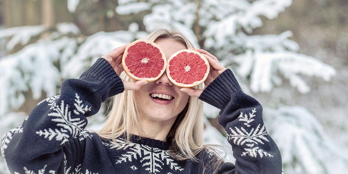 gözlerinizi soğuktan koruyun