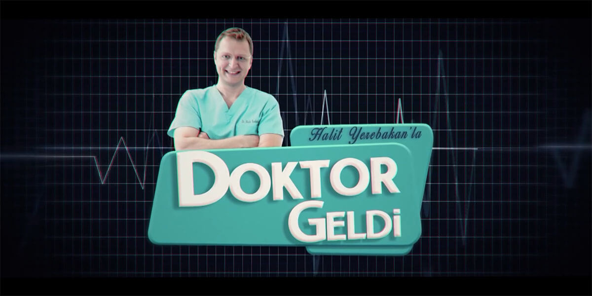 Doktor Geldi Programı