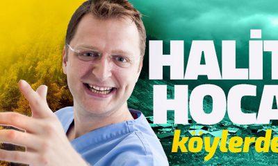 Dr. Halit Yerebakan Köylerde - Türkiye Sağlık Taraması