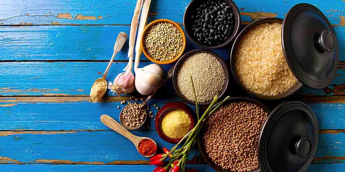 bitkisel kaynaklar da protein içerir