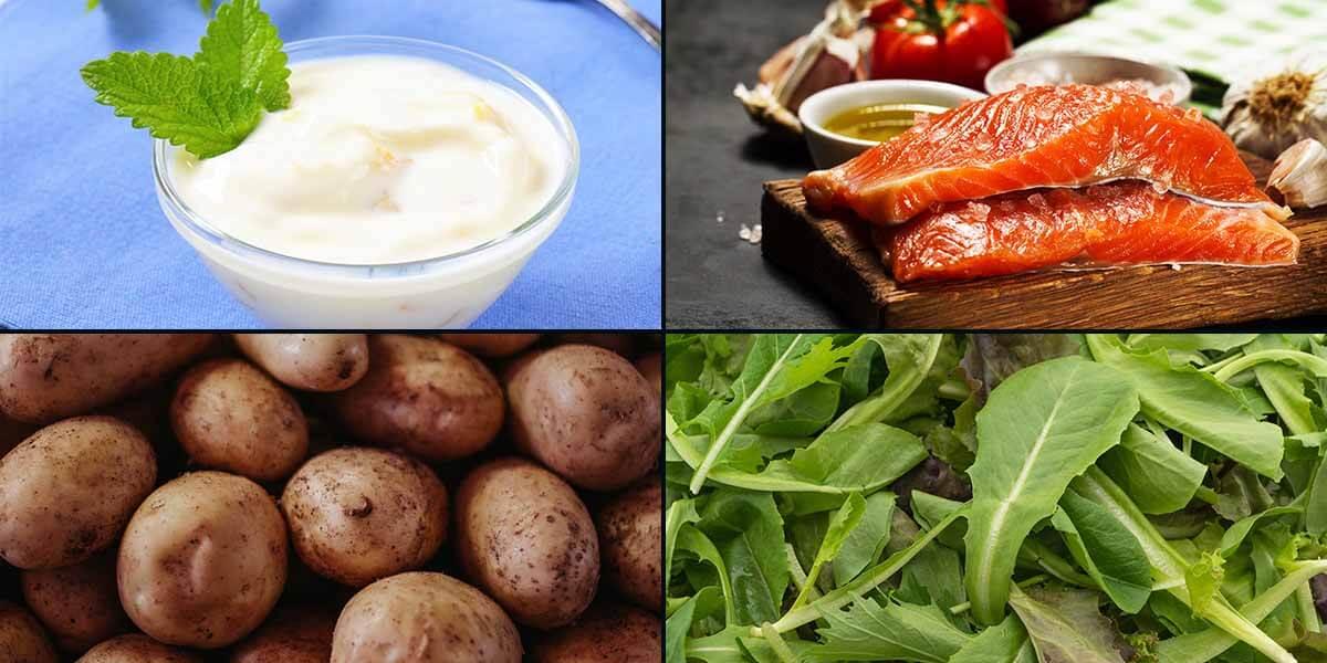 Vitamin-Rich Foods