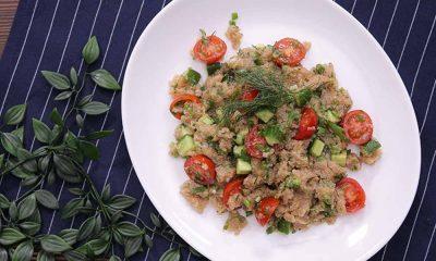 Horozibiği salatası
