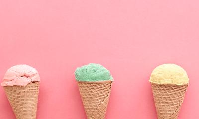 ev yapımı dondurma