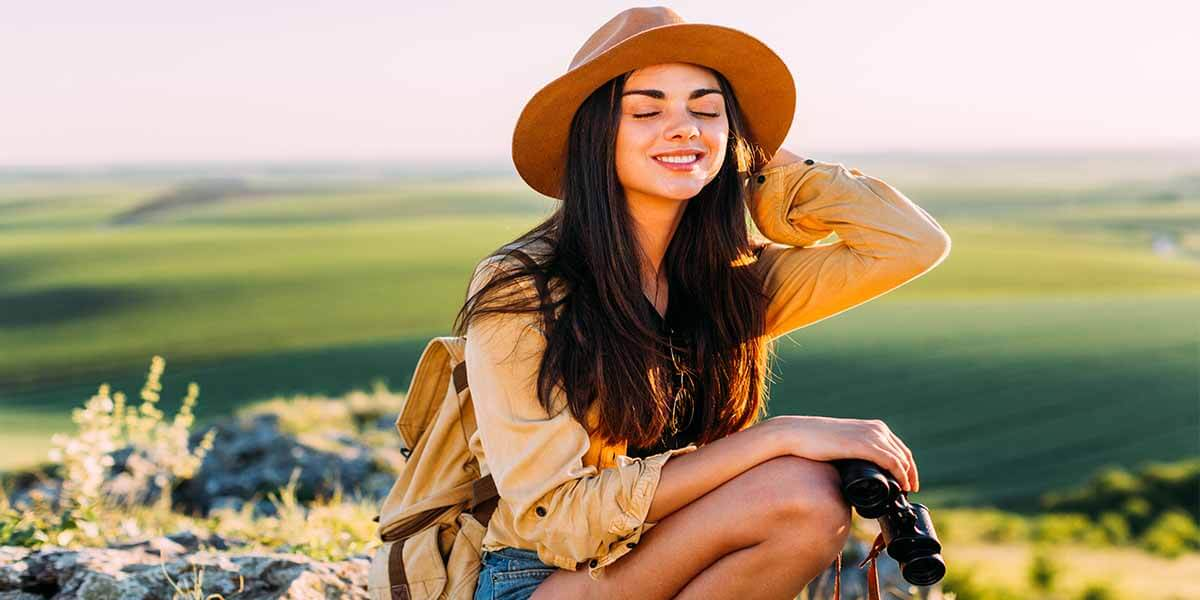 Göz Sağlığınız İçin Güneşe Şapkasız Çıkmayın