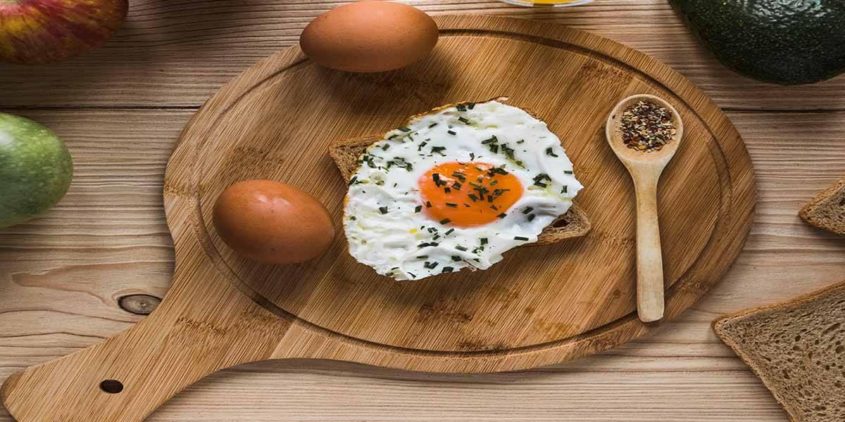 Yumurtalı Avokadolu Tost