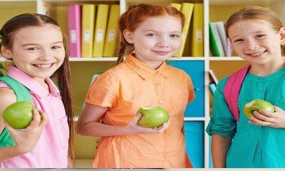 Okul Çağındaki Çocuklara Beslenme Önerileri