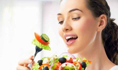 sağlıklı salata