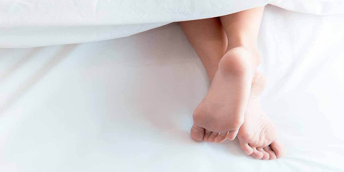 Ayaklar için Bakım Formülü