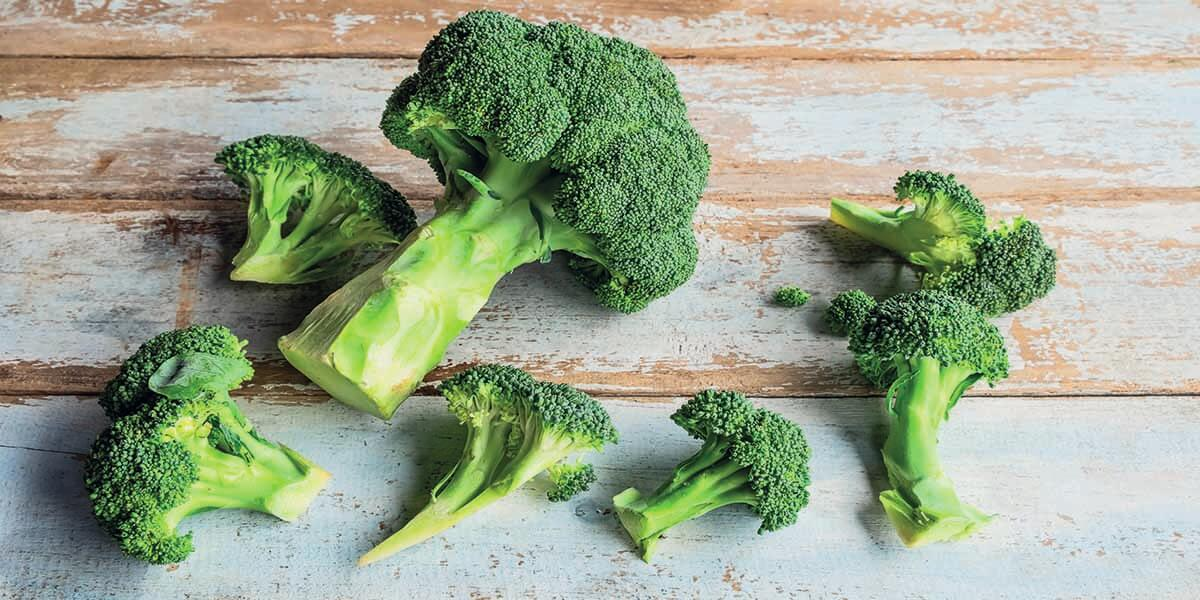 Gebelik Dönemi Multivitamini Brokoli