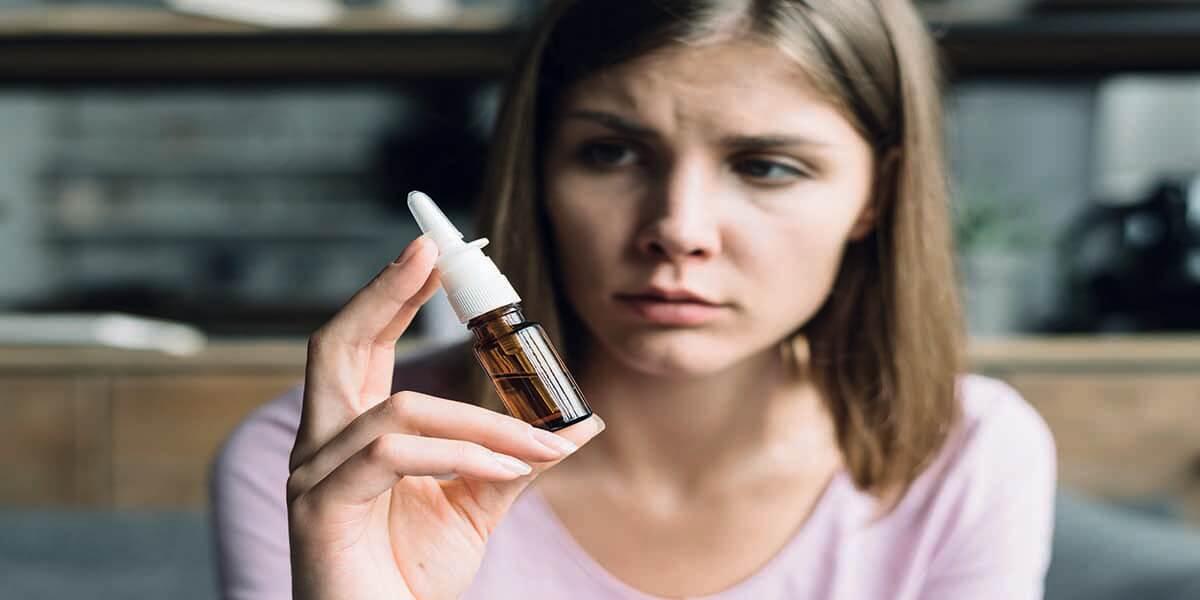 Burun Spreyleri Bağımlılığa Neden Olabilir