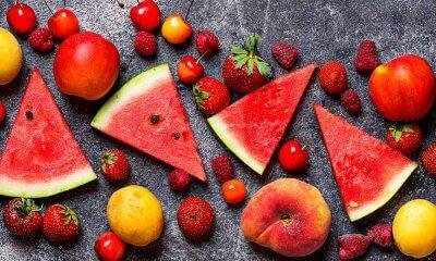Yaz Meyveleri ile Sağlıklı Kalın