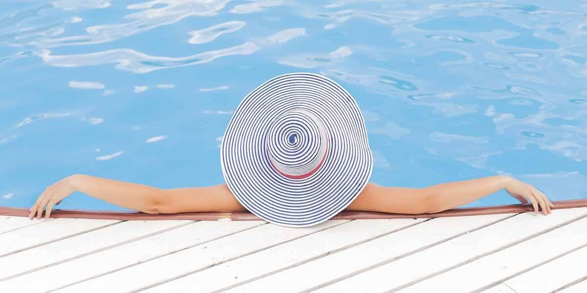 healthy summer vacation