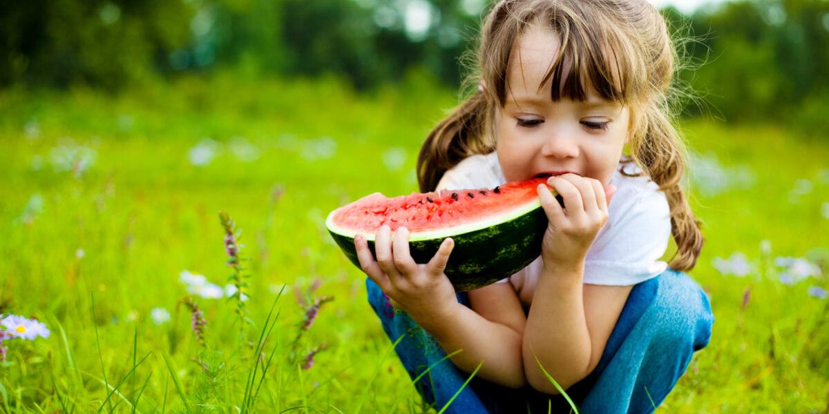 Sebze ve Meyveyi Elinizle Yiyin