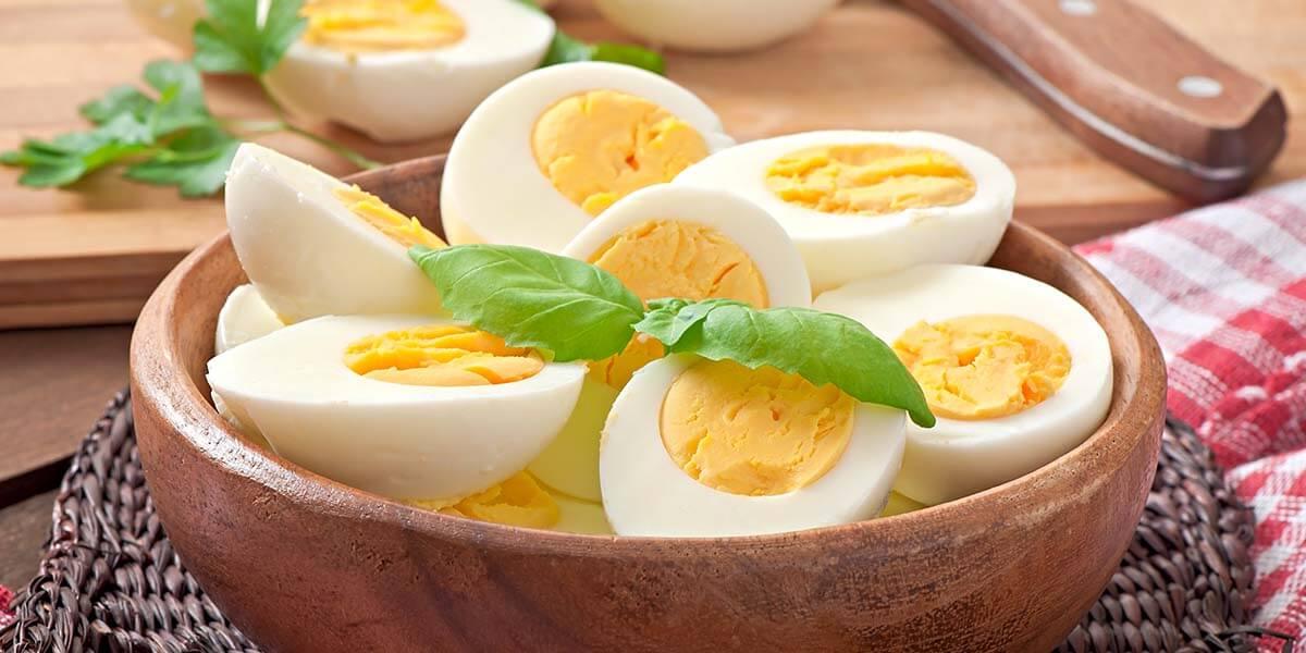 kemikleriniz için yumurta