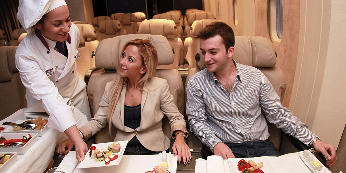 sağlıklı uçak yolculuğu