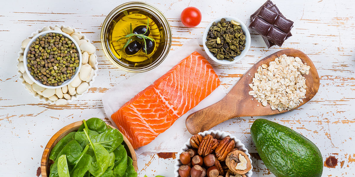 Kolesterol Düşüren Besinler