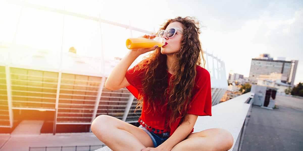 Serinleten 8 sağlıklı içecek
