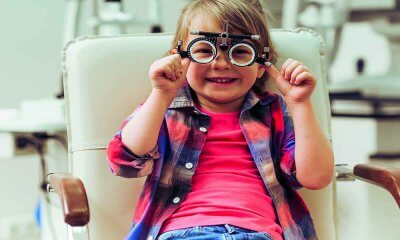 Çocuklarda Göz Travması, Glokom Nedeni